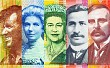 Heads of NZ Currency