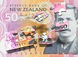 New Zealand Money 50 Dollars Jigsaw