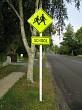 School road sign 2