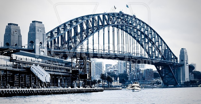 Sydney Harbour Bridge Photo #30505