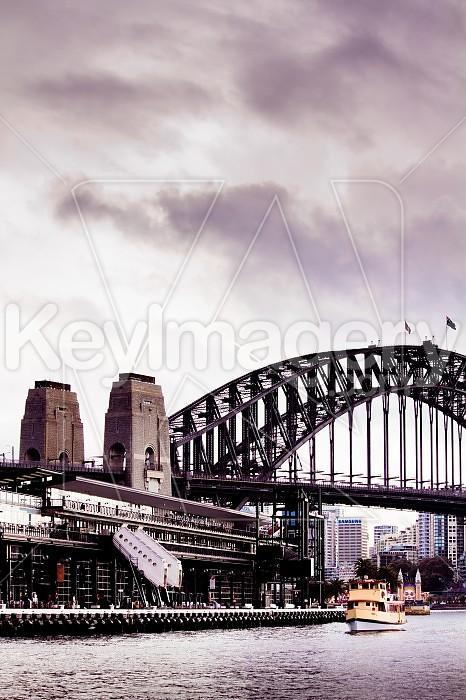 The Rocks and Sydney Harbour Bridge Photo #30507