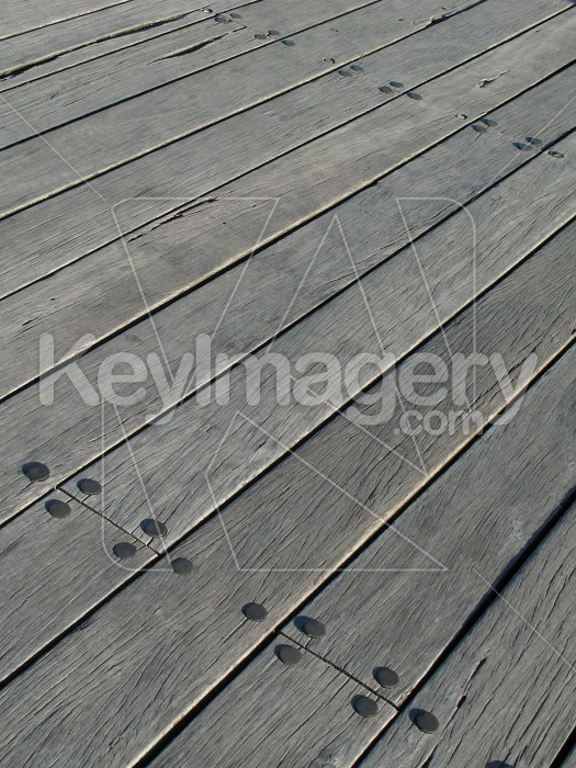 Timber on the boardwalk Photo #6540