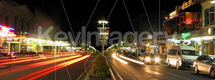 Victoria Street at night Photo #511
