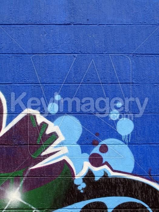 Wall of graffiti Photo #4953