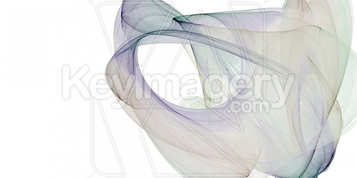 White Chaoscope Abstract Photo #12928