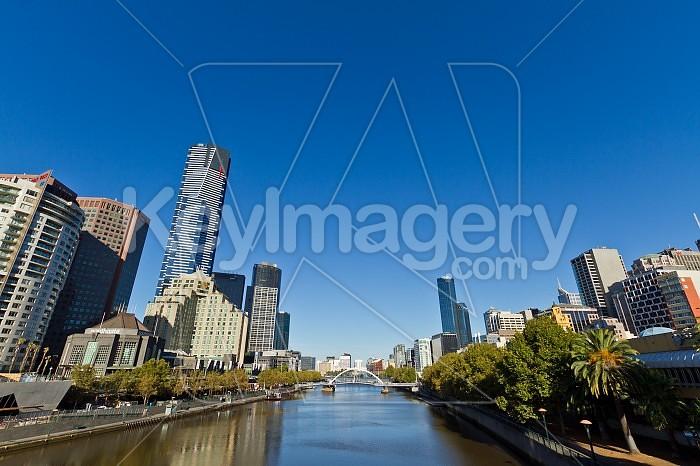 Yarra River, Melbourne Photo #46447