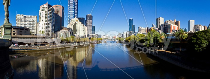 Yarra River, Melbourne Photo #46449