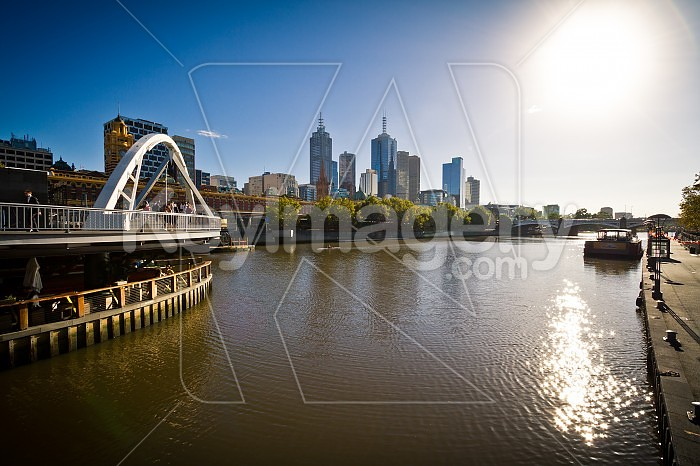Yarra River, Melbourne Photo #46459