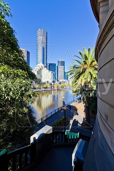 Yarra River, Southbank, Melbourne Photo #46452