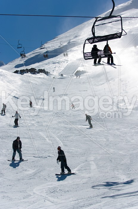SLOPE ACTION Photo #4029