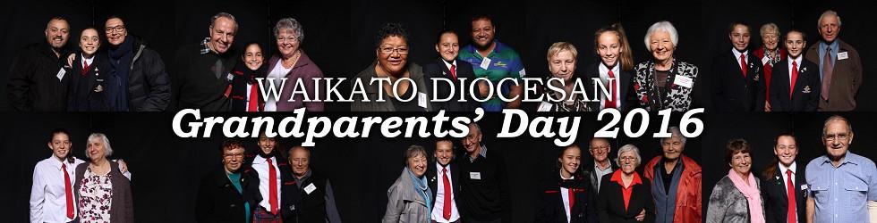 Waikato Diocesan Grandparents' Day 2016