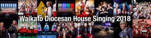 Waikato Diocesan House Singing 2018