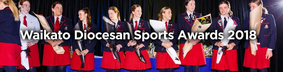 Waikato Diocesan Sports Awards 2018