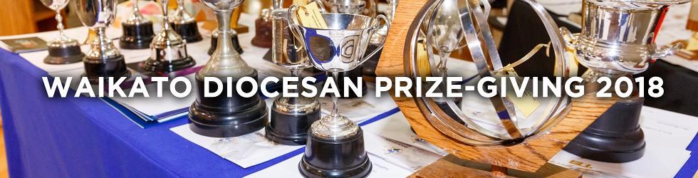 Waikato Diocesan Prize-giving 2018