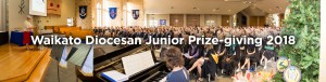 Waikato Diocesan Junior Prize-giving 2018
