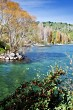 The Shores of Lake Taupo in Autumn
