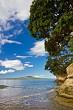 Rangitoto Island from Takapuna Beach