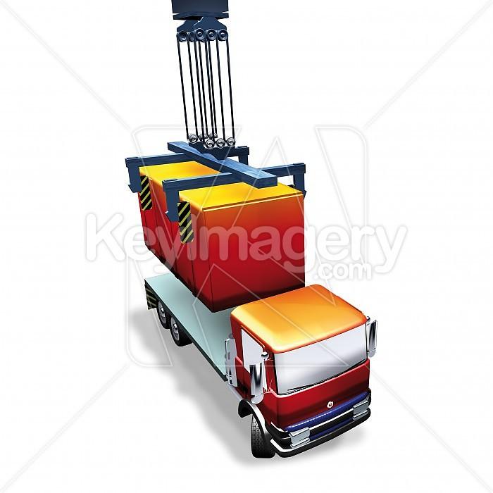 logistics container Photo #36314
