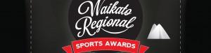 Brian Perry Waikato Regional Sports Awards 2014