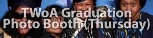 TWoA Tainui Grad 2016 (Thursday Photo Booth)