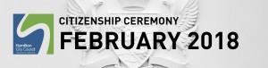 HCC NZ Citizenship Ceremony (Feb 2018)