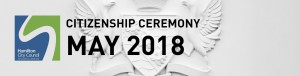 HCC NZ Citizenship Ceremony (May 2018)