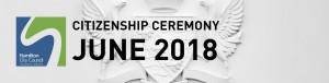 HCC NZ Citizenship Ceremony (Jun 2018)