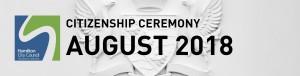 HCC NZ Citizenship Ceremony (Aug 2018)