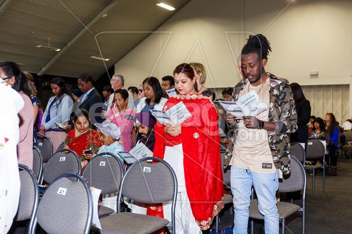 HCC NZ Citizenship Ceremony - 3 December 2018 Photo #124469