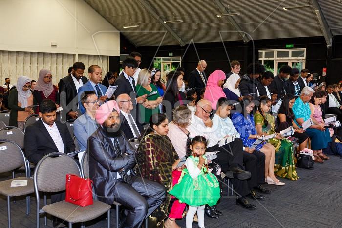 HCC NZ Citizenship Ceremony - 3 December 2018 Photo #124477