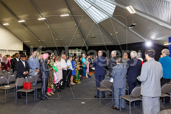 HCC NZ Citizenship Ceremony - 3 December 2018 Photo #124509