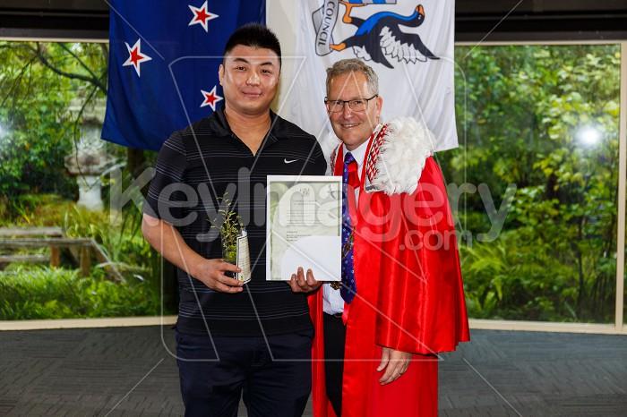 HCC NZ Citizenship Ceremony - 3 December 2018 Photo #124521