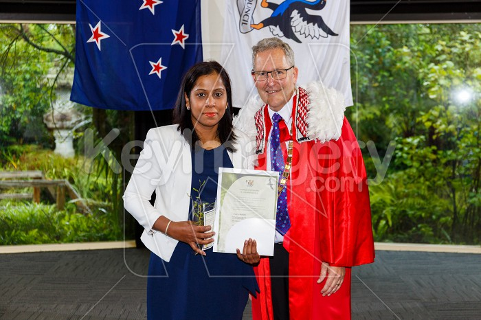 HCC NZ Citizenship Ceremony - 3 December 2018 Photo #124532