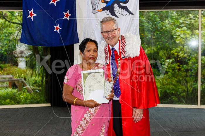 HCC NZ Citizenship Ceremony - 3 December 2018 Photo #124534