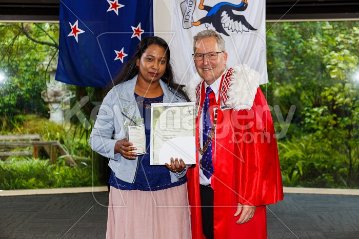 HCC NZ Citizenship Ceremony - 3 December 2018 Photo #124539