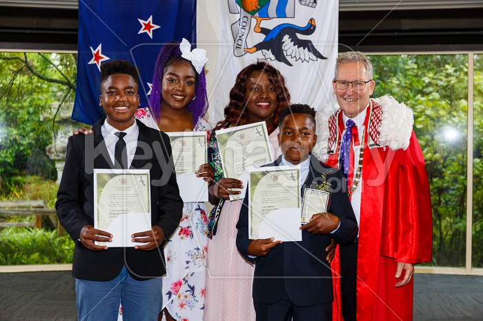 HCC NZ Citizenship Ceremony - 3 December 2018 Photo #124542