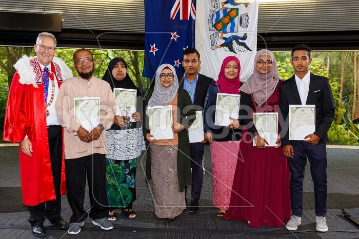 HCC NZ Citizenship Ceremony - 3 December 2018 Photo #124628