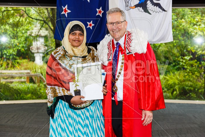 HCC NZ Citizenship Ceremony - 3 December 2018 Photo #124630