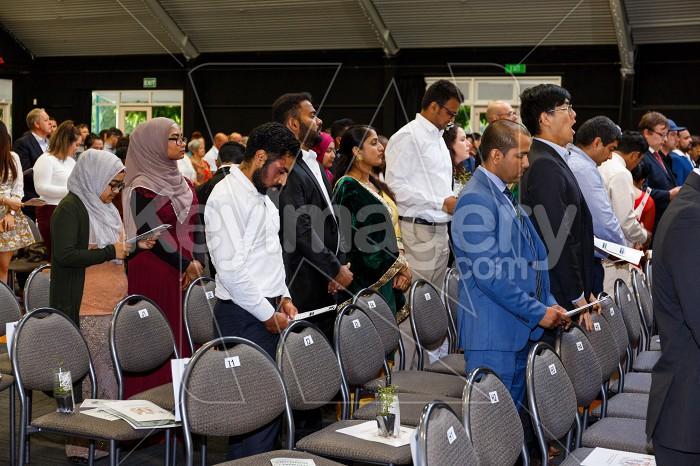 HCC NZ Citizenship Ceremony - 3 December 2018 Photo #124633