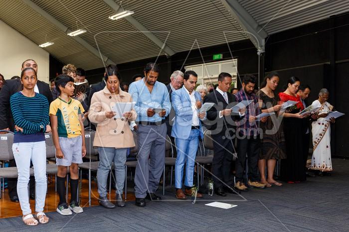 HCC NZ Citizenship Ceremony - 3 December 2018 Photo #124637