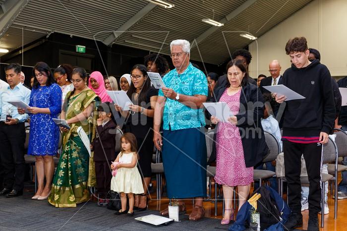 HCC NZ Citizenship Ceremony - 3 December 2018 Photo #124638