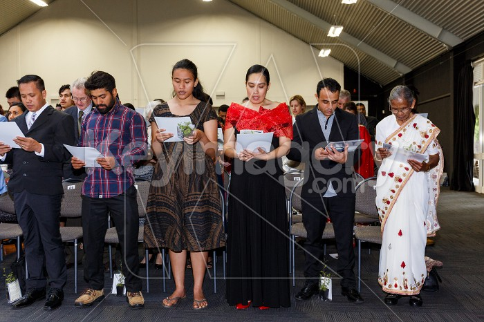 HCC NZ Citizenship Ceremony - 3 December 2018 Photo #124639