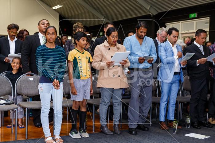 HCC NZ Citizenship Ceremony - 3 December 2018 Photo #124640