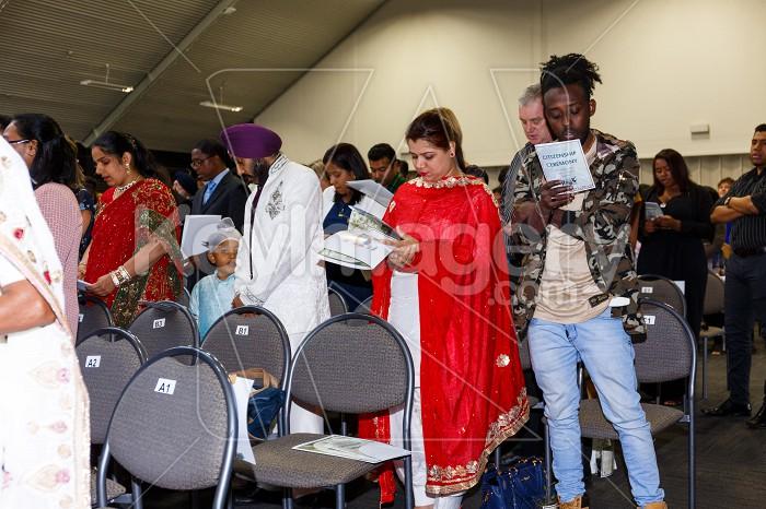 HCC NZ Citizenship Ceremony - 3 December 2018 Photo #124641