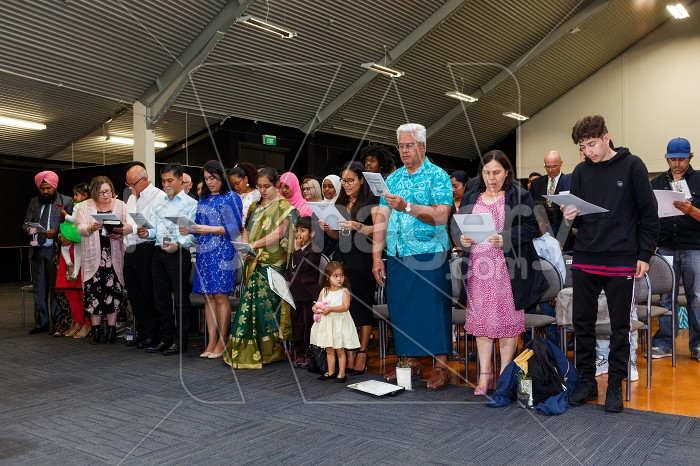 HCC NZ Citizenship Ceremony - 3 December 2018 Photo #124650