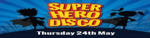 Endeavour School Super Hero Disco