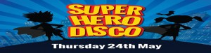 Endeavour School Super Hero Disco