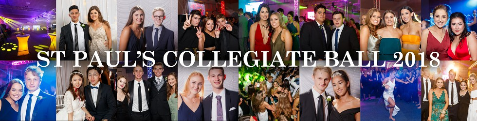 St Paul's Collegiate Ball 2018