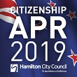 HCC NZ Citizenship Ceremony (Apr 2019)