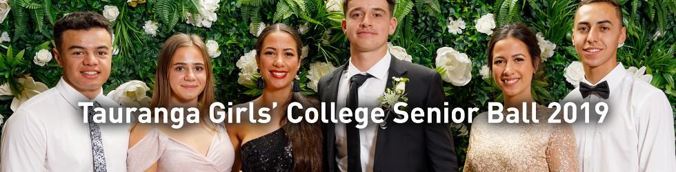 Tauranga Girls' College Senior Ball 2019